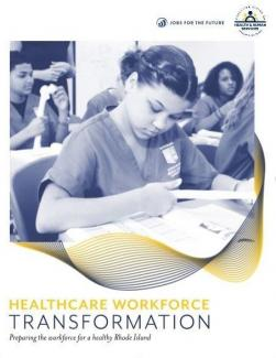 Publication cover of Healthcare Workforce Transformation